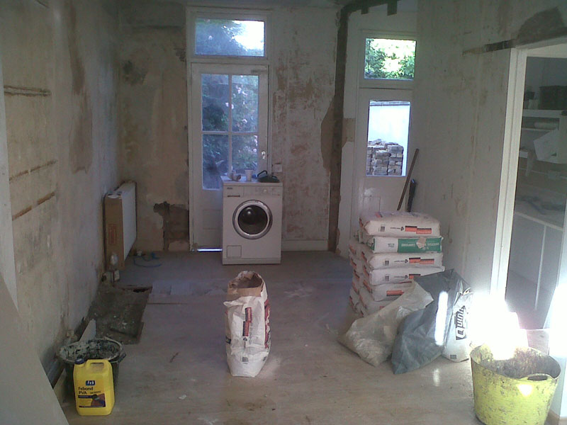 property to renovate