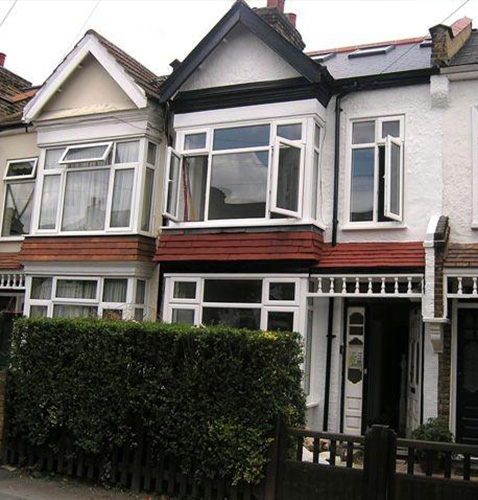 front house extension