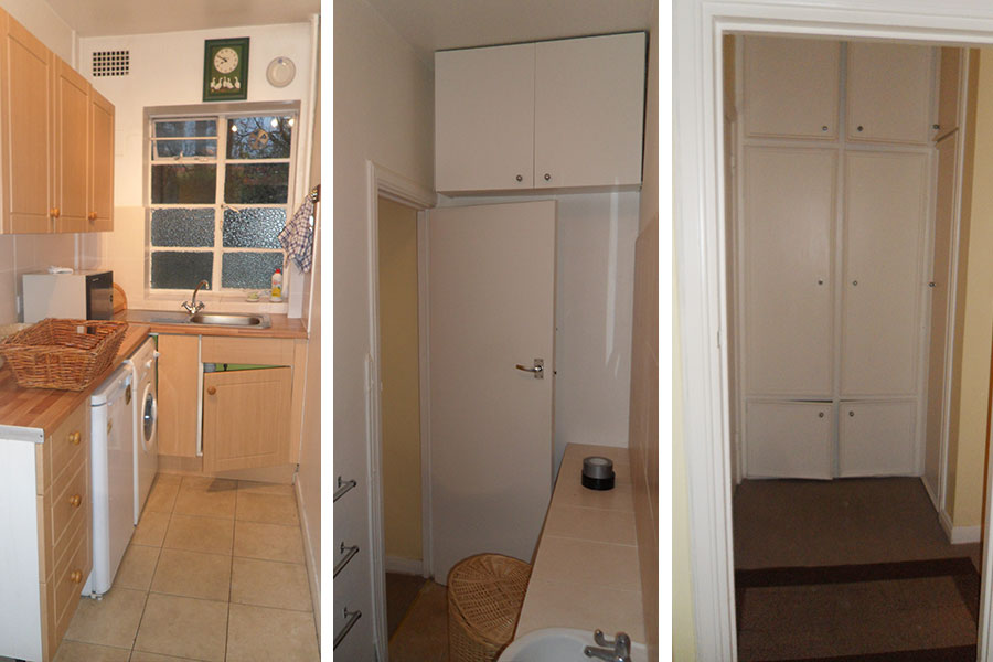 kitchen refurbishment in raynes park