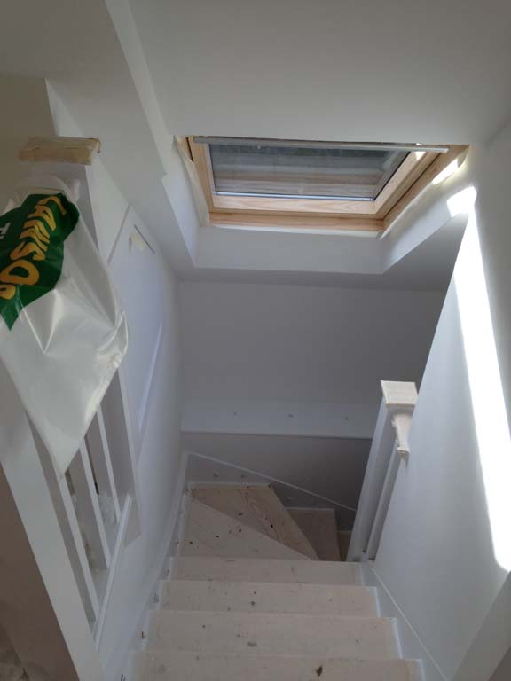 loft hatch installation