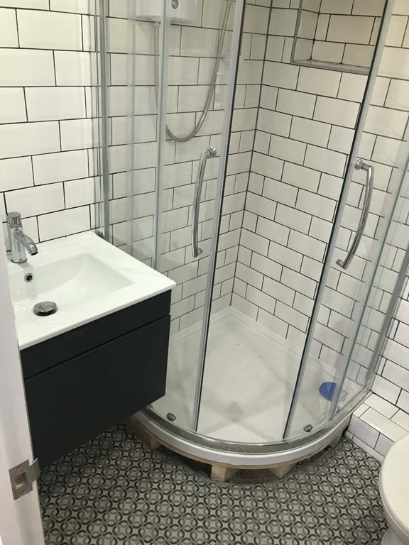 bathroom design and fitting