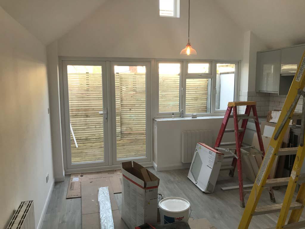 property to renovate