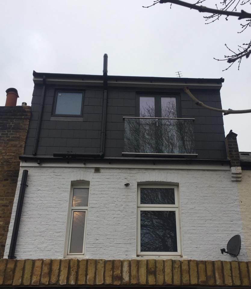 side extension london