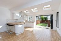 cheap double storey extension